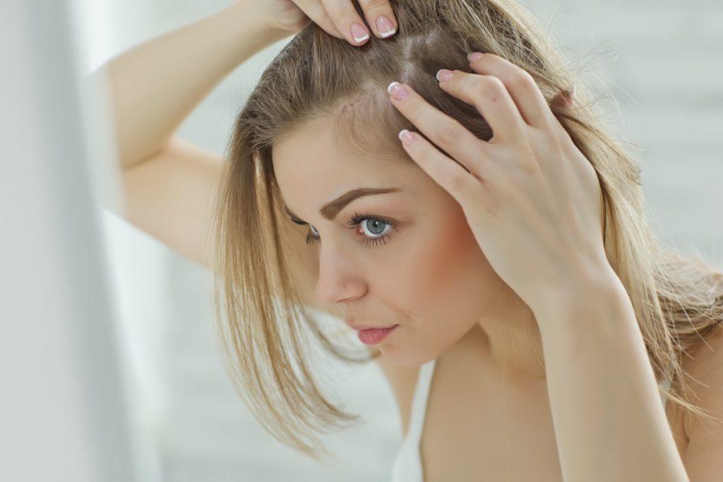 Biópsia de couro cabeludo
